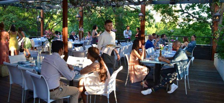 Taverna Agora Rooftop Dining