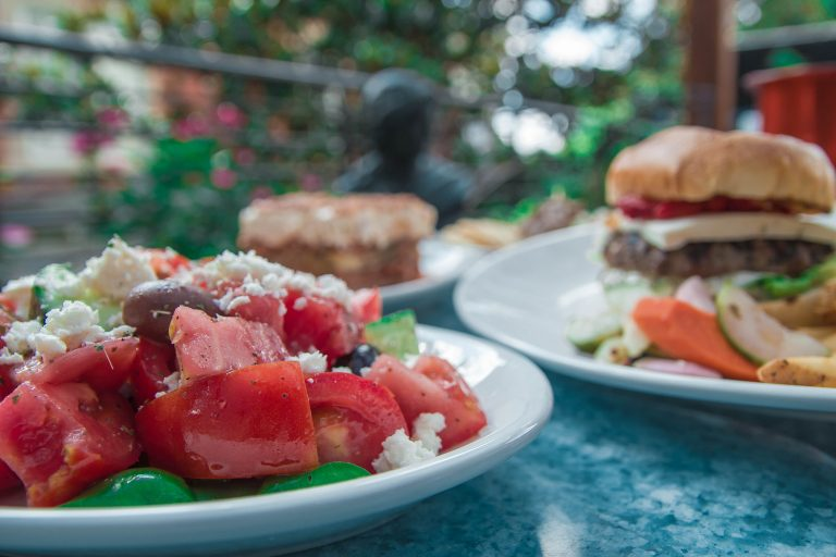 Taverna Agora Greek Village Salad